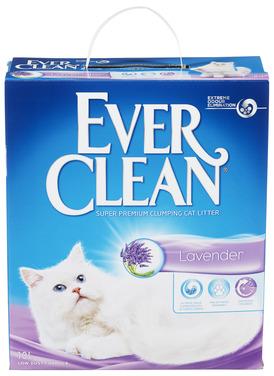 Ever Clean Kattesand Lavendel 10 l