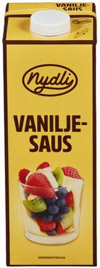 Nydli Vaniljesaus 1l